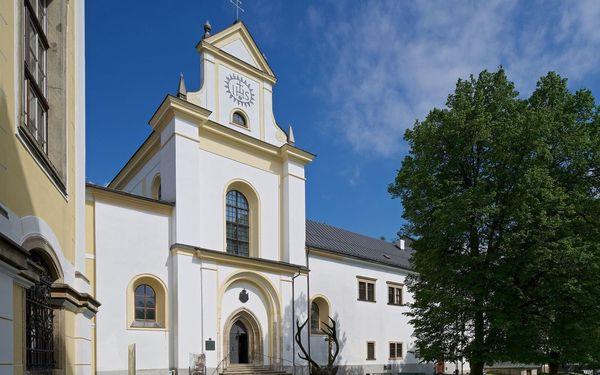 Ubytování v Barokní věži, všední dny   2 osoby   3 dny (2 noci)5