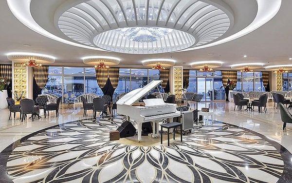 Hotel Granada Luxury Beach, Turecká riviéra, letecky, ultra all inclusive4