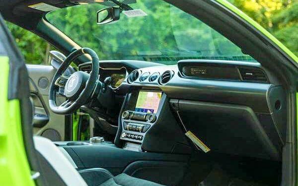 Suprová jízda v Mustangu GT Shelby3