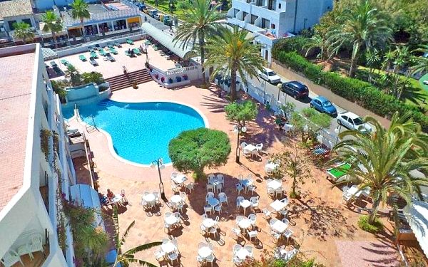 Hotel Morito Suite, Mallorca, Španělsko, Mallorca, letecky, polopenze5