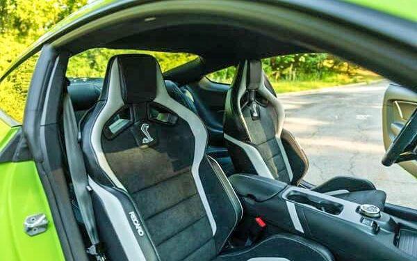 Suprová jízda v Mustangu GT Shelby5