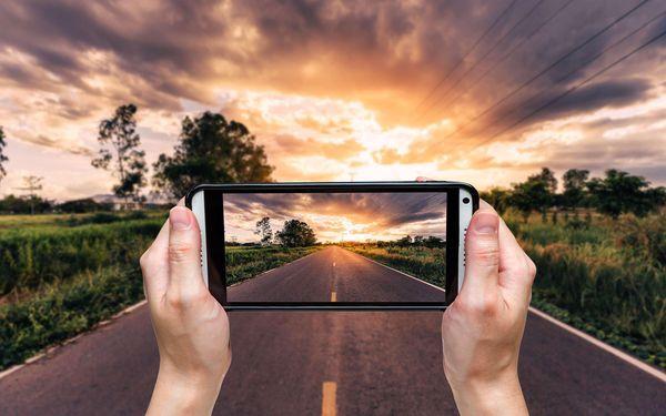 Online kurz focení mobilním telefonem s doživotním přístupem