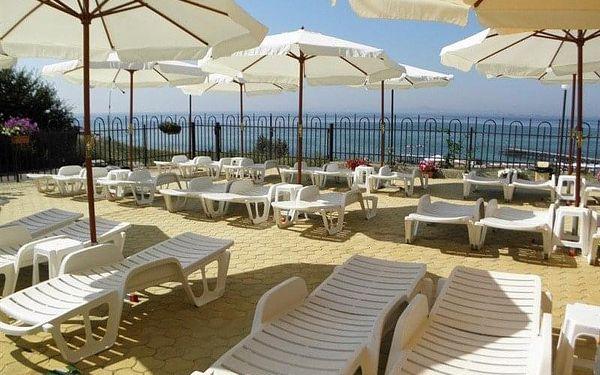 hotel Dolphin, Ravda, Bulharsko, Ravda, letecky, polopenze5
