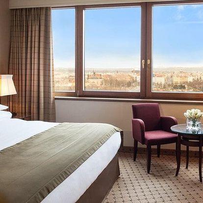 Praha, Hotel Corinthia*****