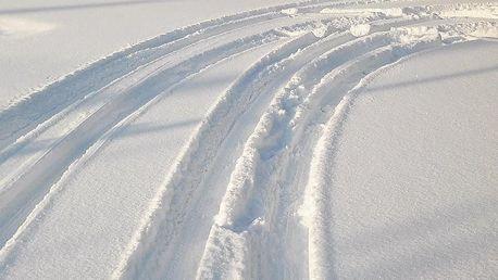Kurz jízdy na sněhu