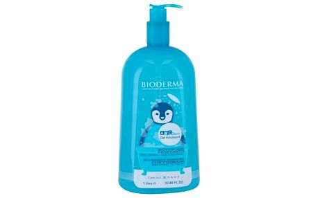 BIODERMA ABCDerm Gel Moussant 1000 ml jemný mycí gel pro děti