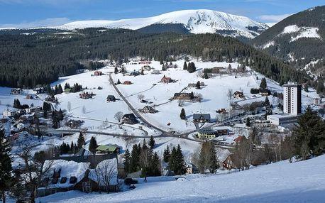 Aktivní pobyt s polopenzí v Peci pod Sněžkou