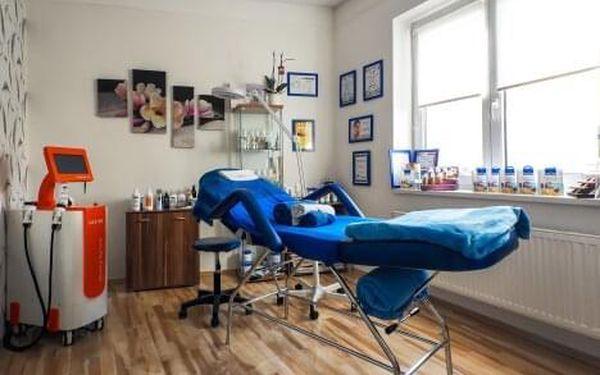 Remodelační masáž obličeje, ramen, paží a předloktí2