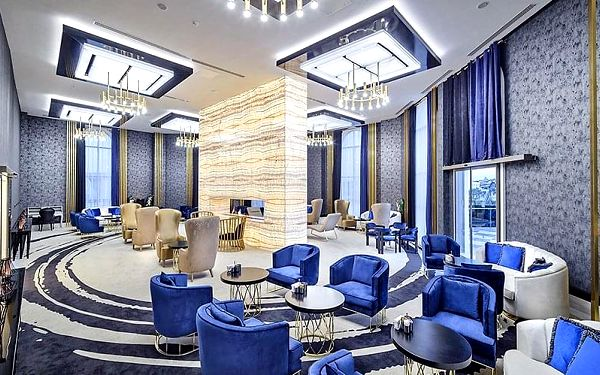 Hotel Granada Luxury Belek, Turecká riviéra, letecky, ultra all inclusive3