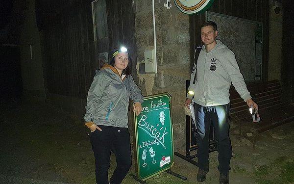 Noční outdoorová hra plná adrenalinu   Ostrava   Celoročně.   3 - 4 hodin.4