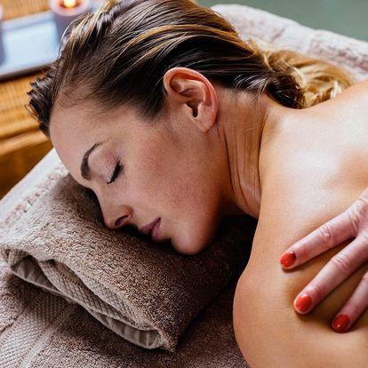 70 minut relaxace: thajská masáž a spa dle výběru