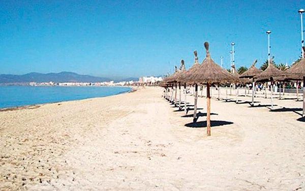 Hotel Leblon, Mallorca, letecky, snídaně v ceně2