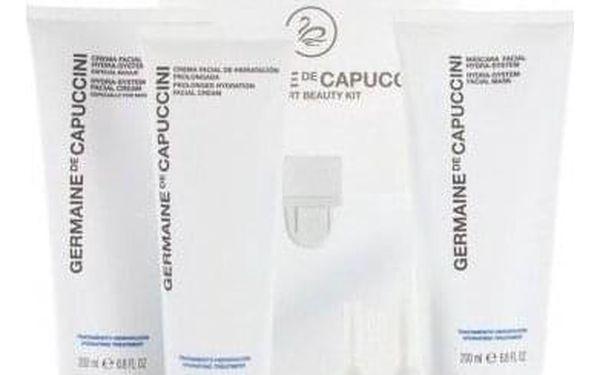 Celkové čistící kosmetické ošetření a úprava obočí2