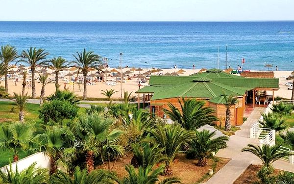 Hotel Omar Khayam Resort & Aquapark, Tunisko pevnina, letecky, all inclusive3