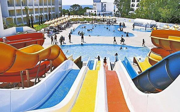 Hotel Omar Khayam Resort & Aquapark, Tunisko pevnina, letecky, all inclusive4