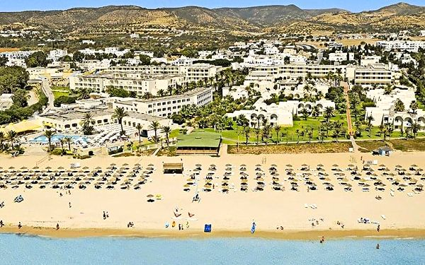Hotel Omar Khayam Resort & Aquapark, Tunisko pevnina, letecky, all inclusive5