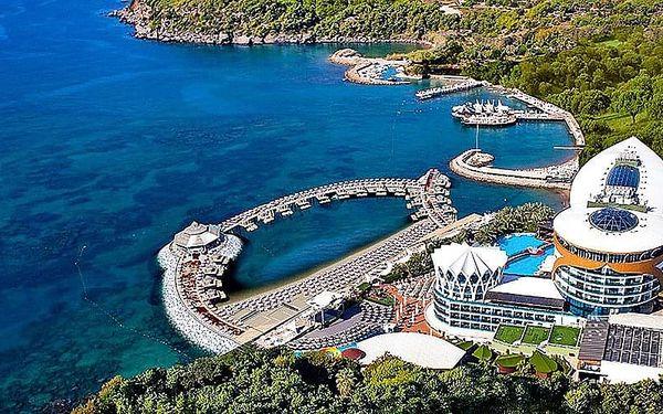 Turecko - Alanya letecky na 7-15 dnů, ultra all inclusive