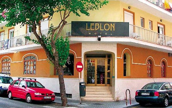 Hotel Leblon, Mallorca, letecky, snídaně v ceně4