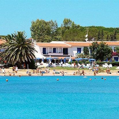 Itálie - Sardinie letecky na 11-12 dnů, all inclusive