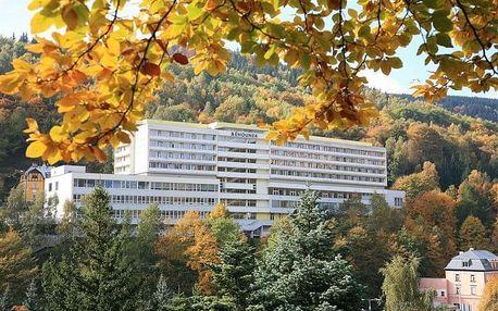 Jáchymov - Lázeňský hotel BĚHOUNEK, Česko