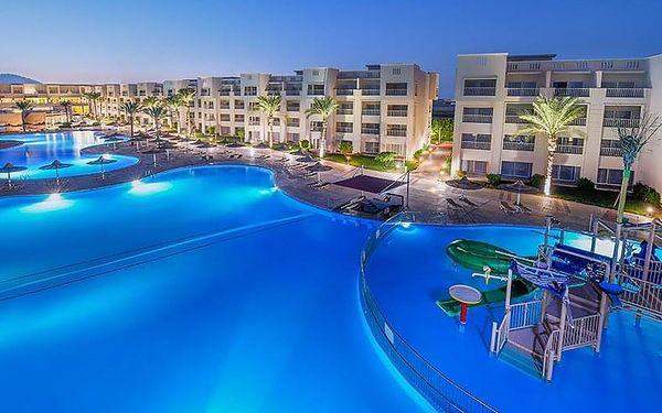 Hotel Sol Y Mar Soma Beach, Hurghada, letecky, all inclusive4