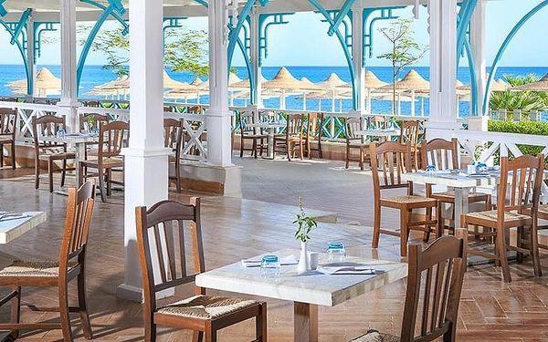 Hotel Sol Y Mar Soma Beach, Hurghada, letecky, all inclusive5
