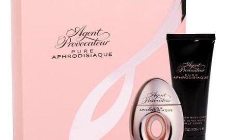 Agent Provocateur Pure Aphrodisiaque dárková kazeta pro ženy parfémovaná voda 40 ml + tělový krém 100 ml