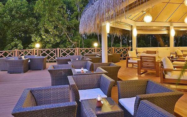 Hotel Dreamland The Unique Sea & Lake Resort, Maledivy, letecky, polopenze2