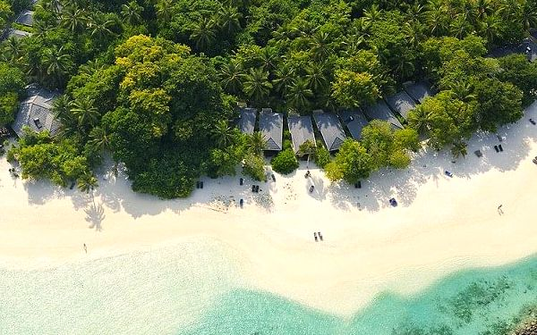 Hotel Royal Island Resort & Spa, Maledivy, letecky, polopenze3