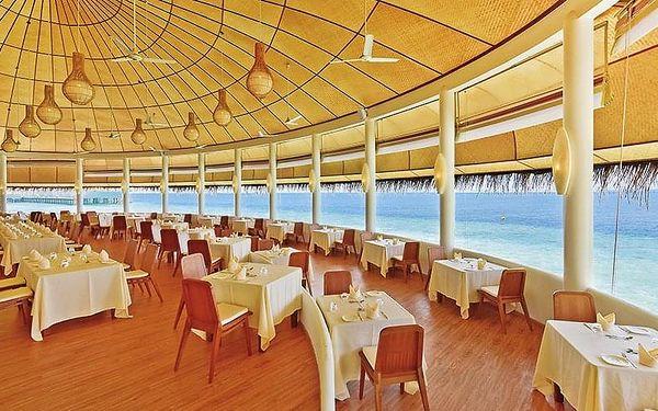 Hotel Dreamland The Unique Sea & Lake Resort, Maledivy, letecky, polopenze4
