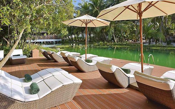 Hotel Dreamland The Unique Sea & Lake Resort, Maledivy, letecky, polopenze5