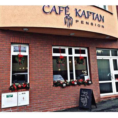 Kolín, Středočeský kraj: Café Kaftan - pension