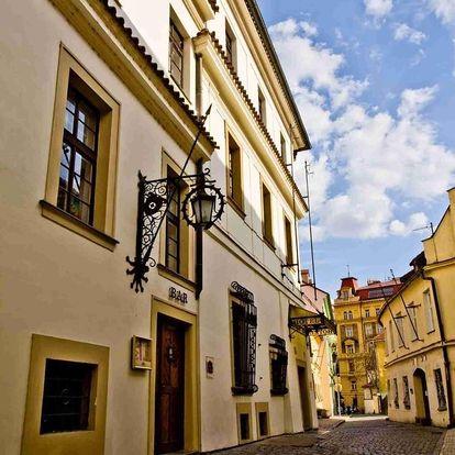 Praha a okolí: Hotel Kampa