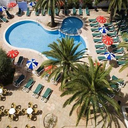 Španělsko - Mallorca letecky na 6-16 dnů
