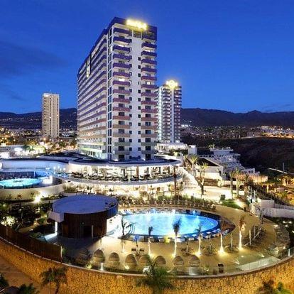 Španělsko - Tenerife letecky na 9-12 dnů