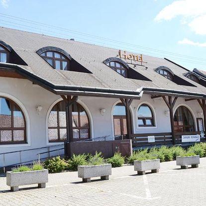 Jižní Morava: Hotel U Racka