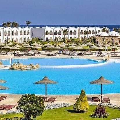 Egypt - Marsa Alam letecky na 7-15 dnů, all inclusive