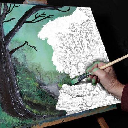 Kurz základů kresby i malby: 1 nebo 2 lekce