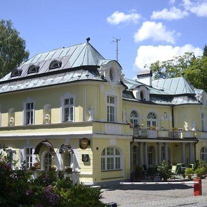 Karlovarský kraj: Hotel Saint Antonius