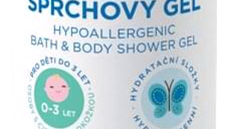 Feel Eco Baby Hypoalergenní sprchový gel 200ml
