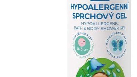 Feel Eco Hypoalergenní sprchový gel Baby 200ml