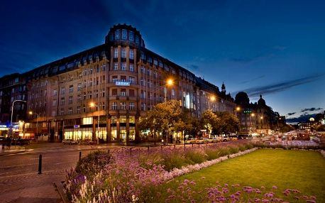 Praha a okolí: EA Hotel Rokoko