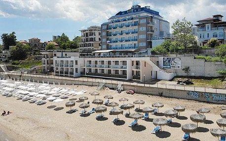 Bulharsko - Obzor letecky na 8-15 dnů, all inclusive