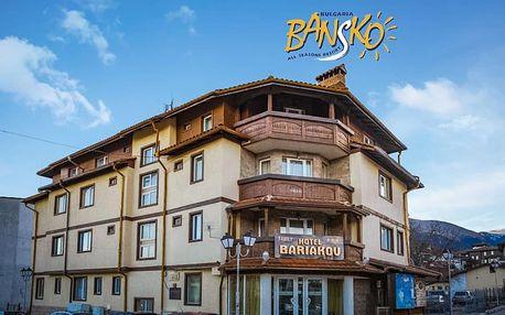 6–8denní Bansko ski | Hotel St George Ski & Holiday**** | Wellness v ceně | Polopenze s nápoji | Vlastní doprava