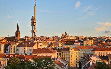 Ubytování v moderním hotelu v trendy čtvrti Prahy - dlouhá platnost poukazu