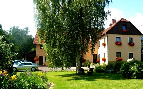 Krásy Broumovska: Apartmány Adršpach u Kozárů