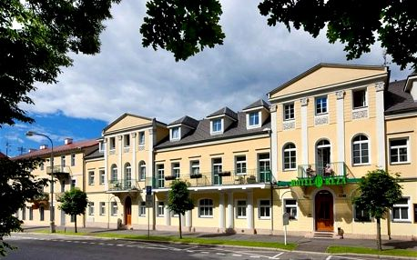 Františkovy Lázně - hotel REZA, Česko