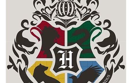 CARBOTEX Osuška Harry Potter Famfrpálové Týmy, 70 x 140 cm