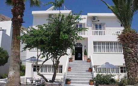 Řecko - Santorini letecky na 8-13 dnů