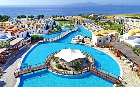 Řecko - Kos letecky na 8-15 dnů, ultra all inclusive